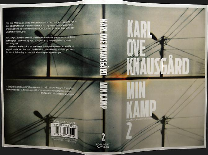 Min kamp 2, Karl Ove Knausgård