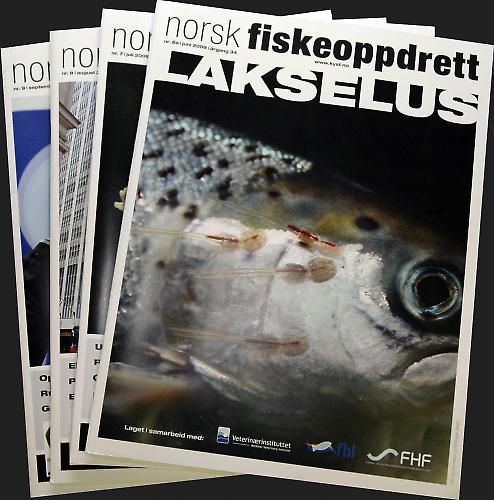 Norsk fiskeoppdrett